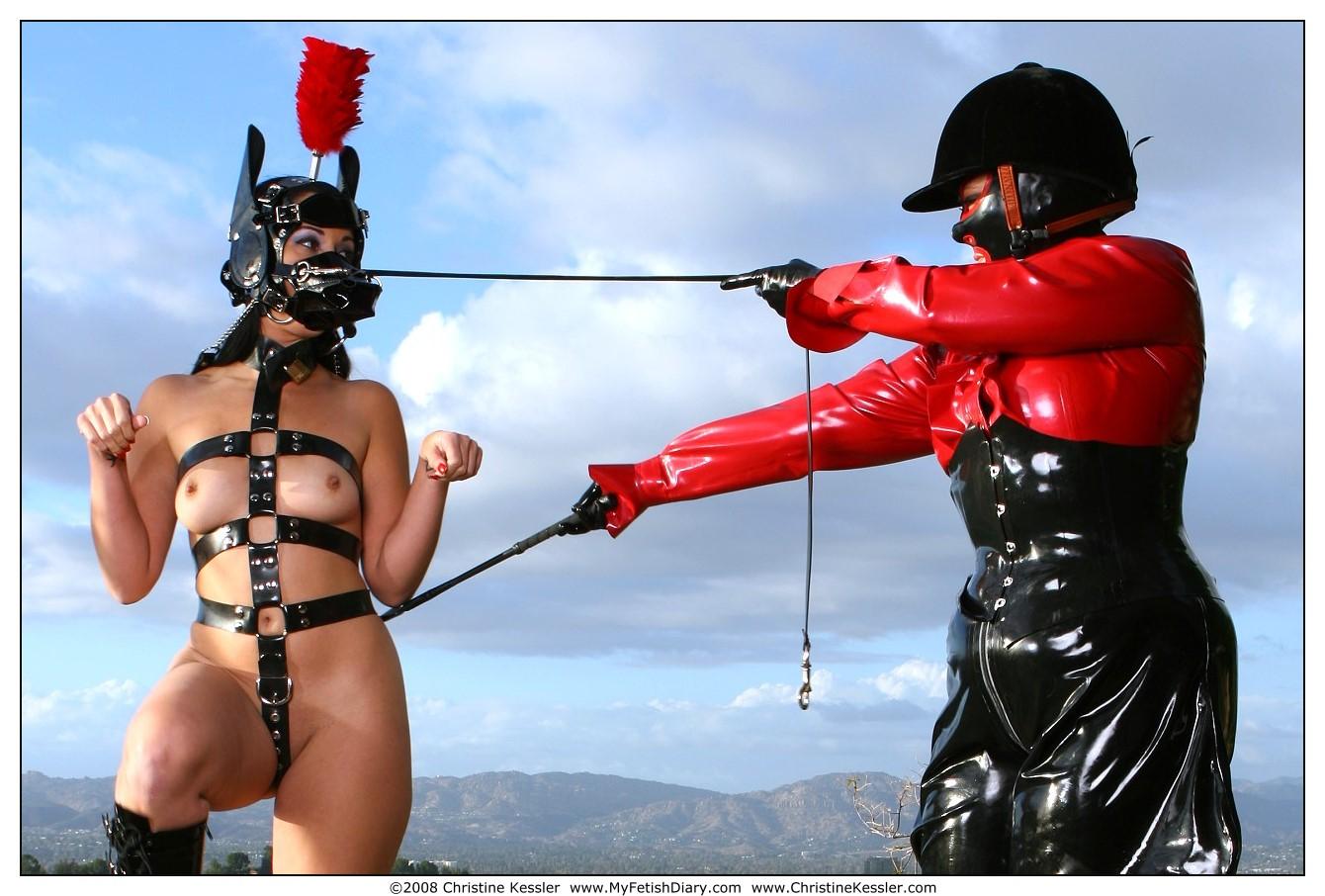 Pony Slave Videos